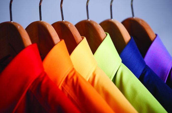 Боядисване на памучни облекла